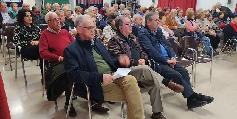 Asamblea General Anual de Socios – 27 Febrero 2020