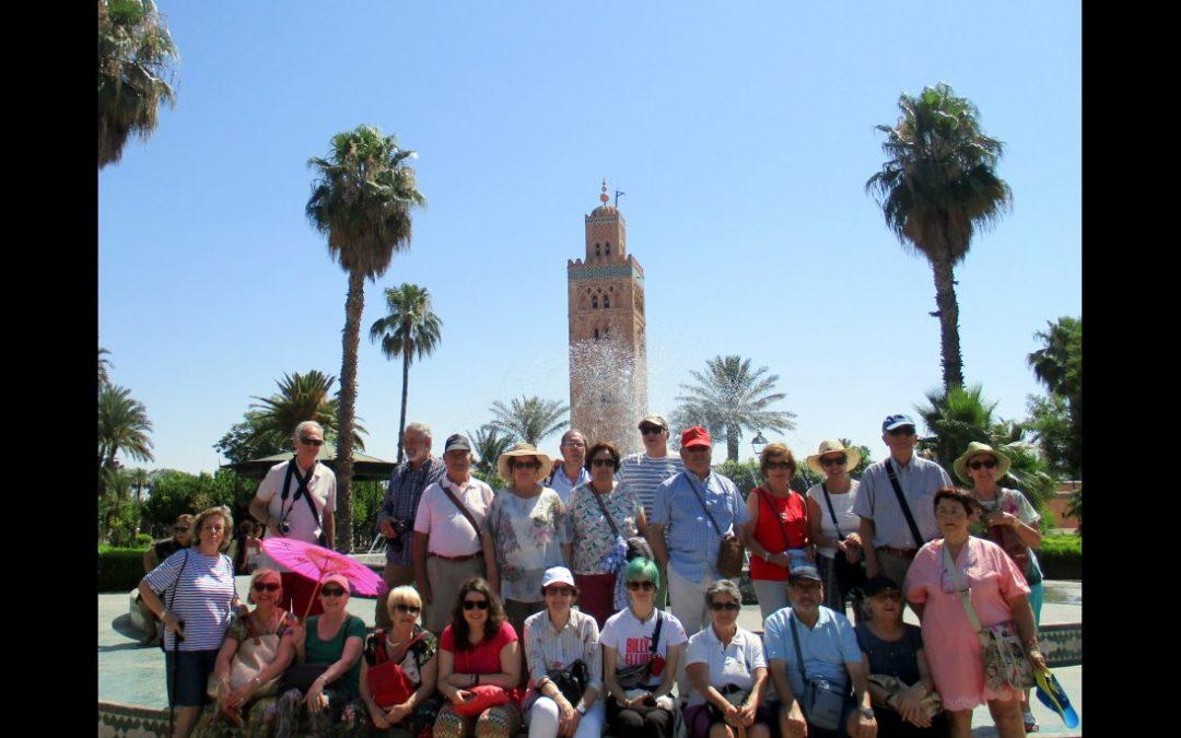 Viaje a Marruecos Junio 2019