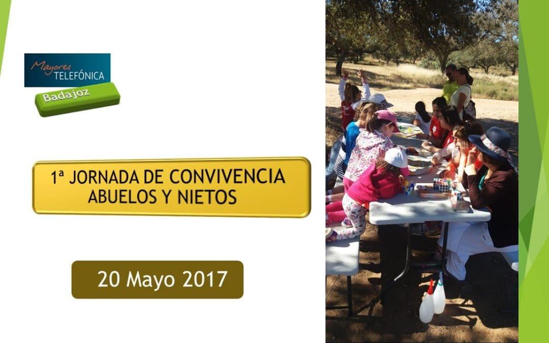 I Jornada de Convivencia Abuelos-Nietos > 20 Mayo 2017