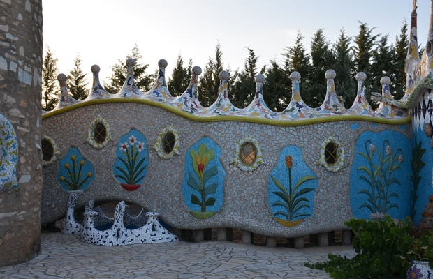 Excursión a Fuente del Arco y a Los Santos de Maimona