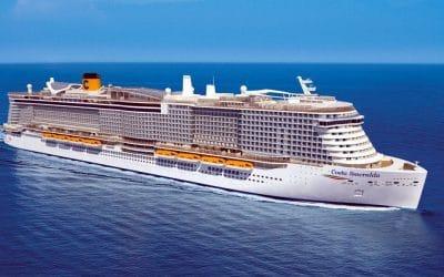 Crucero por el Mar de Liguria Octubre 2021